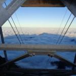 Blick auf's Nebelmeer